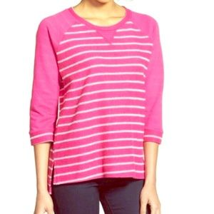 Just IN! NYDJ Sport Slimming fit Pink Top